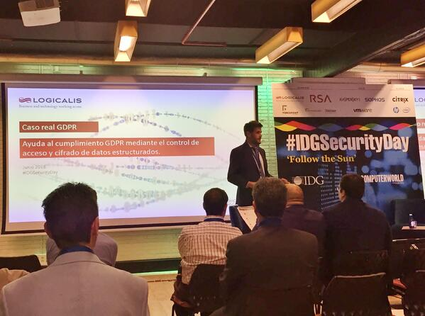 IDG Security Day 2018