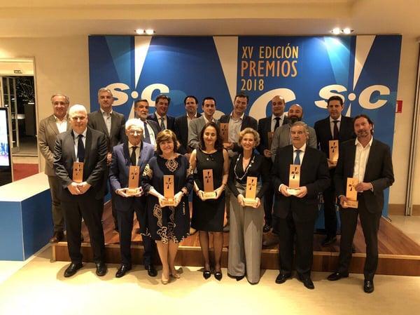 Premios SIC 2018-1