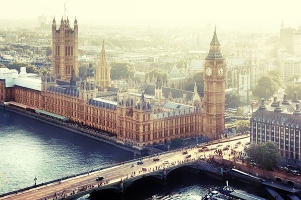 London - Palace of Westminster, UK
