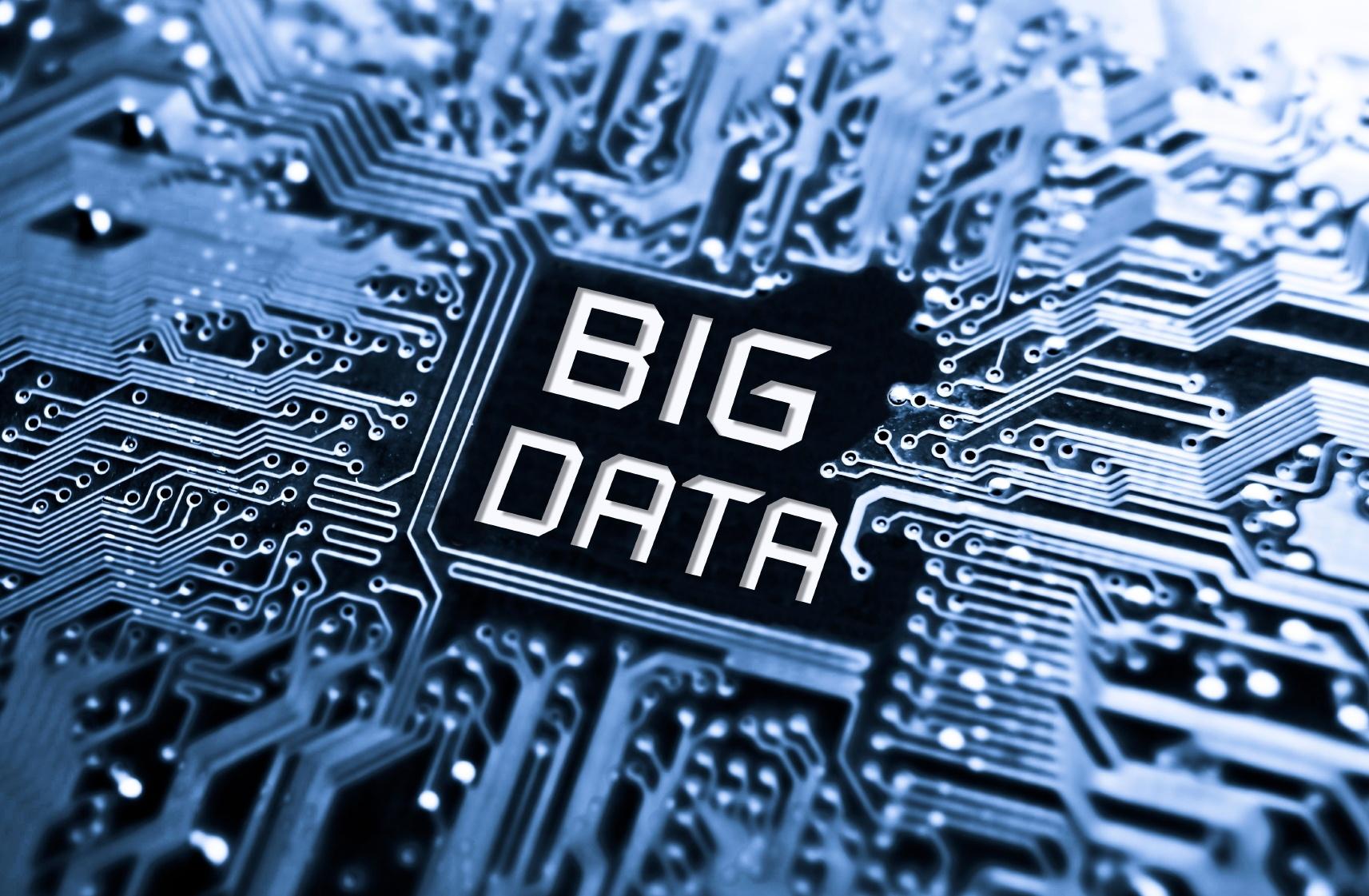 Big Data y las cinco aplicaciones principales